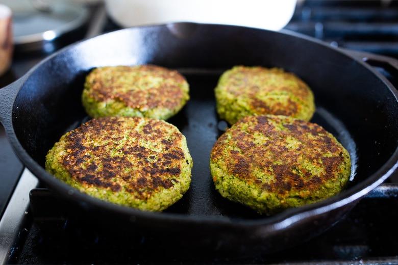 Fried Broccoli Quinoa